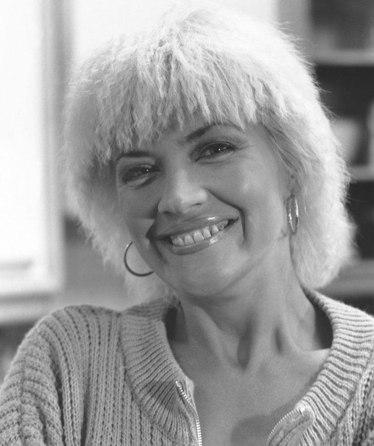 Hannele Lauri vuonna 1987