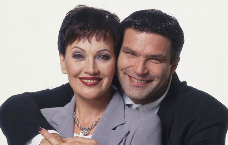 Hannele Lauri ja Teuvo Saarentola