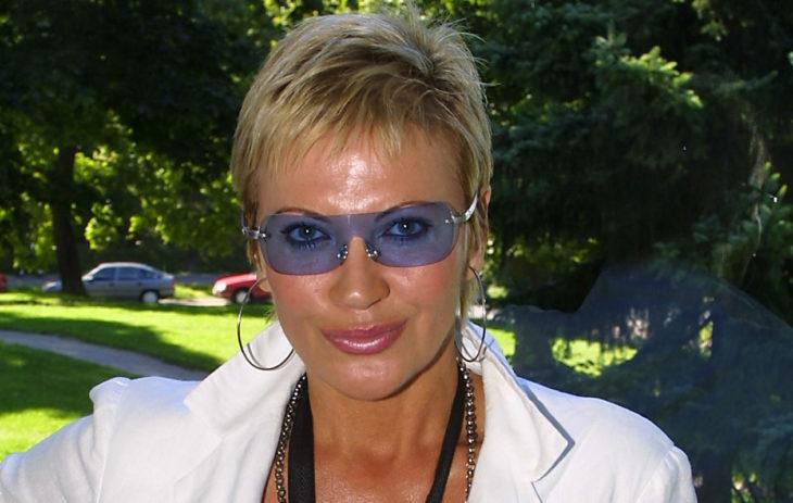 Hannele Lauri vuonna 2001