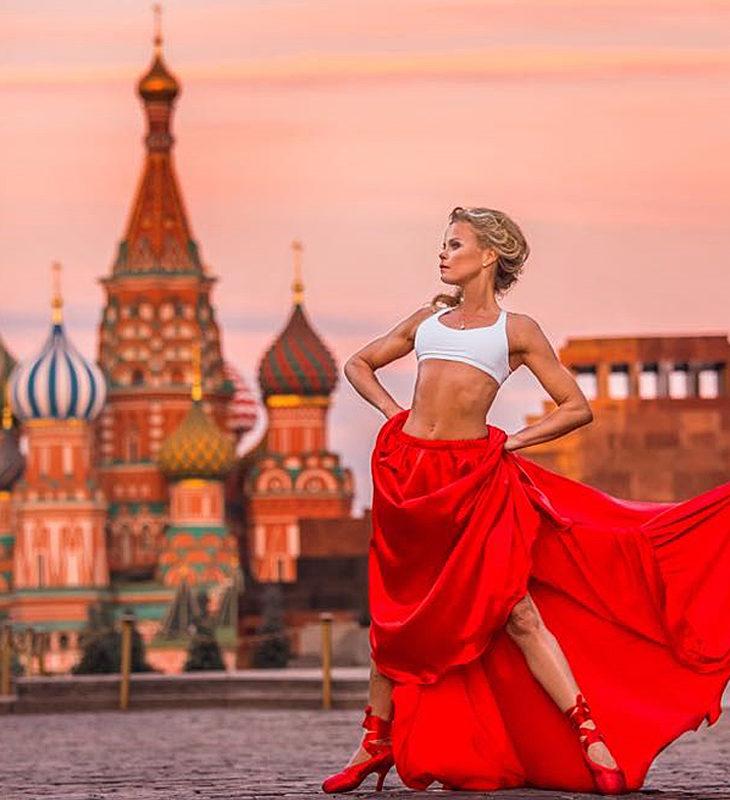 Huipputanssija Hanna Karttunen on mukana Italian Tanssii tähtien kanssa -ohjelmassa