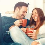 Jos kumppanisi on paras ystäväsi, hänen seuraansa ei voi olla rakastamatta.