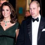 Herttuatar Catherine ja prinssi William osalistuivat elokuva-alan Bafta-gaalaan. William toimii Bafta-järjestön puheenjohtajana.