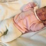 Madeleinen ja Chrisin kolmas lapsi syntyi perjantaina 9.3.2018 Tukholmassa Danderydin sairaalassa.