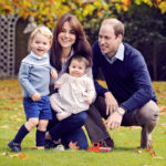 Herttuatar Catherinen ja prinssi Williamin perheeseen kuuluu tätä nykyä kolme lasta.