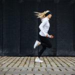 Lihaskunto pitää juoksijan ryhdissä.