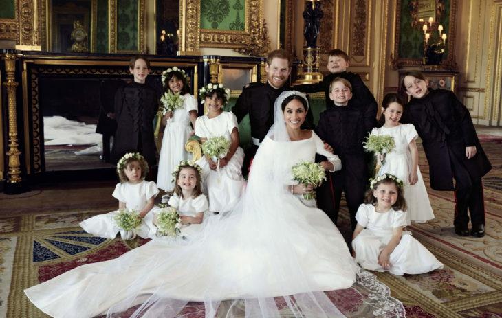Prinssi Harryn ja Meghanin hääkuva