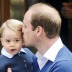Prinssi William on huolehtiva ja rakastavainen isä.