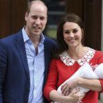 Prinssi Louis on kokonimeltään Louis Arthur Charles.