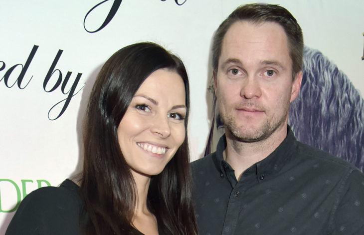 Mari ja Jontte Valosaari menivät naimisiin vuonna 2013.