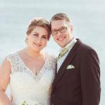 Ensitreffit alttarilla -ohjelmassa aviolittoon astelleet Markus ja Johanna ovat edelleen yhdessä.