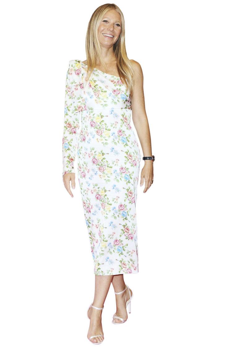 Gwyneth Paltrow,, kukkamekko