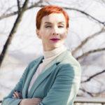 Introverttiko ei voisi menestyä? Maria Veitola kertoo olevansa luonteltaan introvertti.