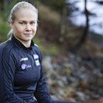 """""""Onnitteluja on tullut todella paljon. Tuntuu hyvältä huomata, että olen mestaruudellani tuonut iloa muidenkin elämään"""", Petra Olli kertoo tuoreessa Seura-lehdessä."""