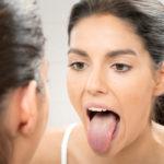 Kieli kertoo terveydestä paljon – näytä sitä siis itsellesi aina silloin tällöin.