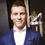 Antti Holma on mennyt naimisiin.