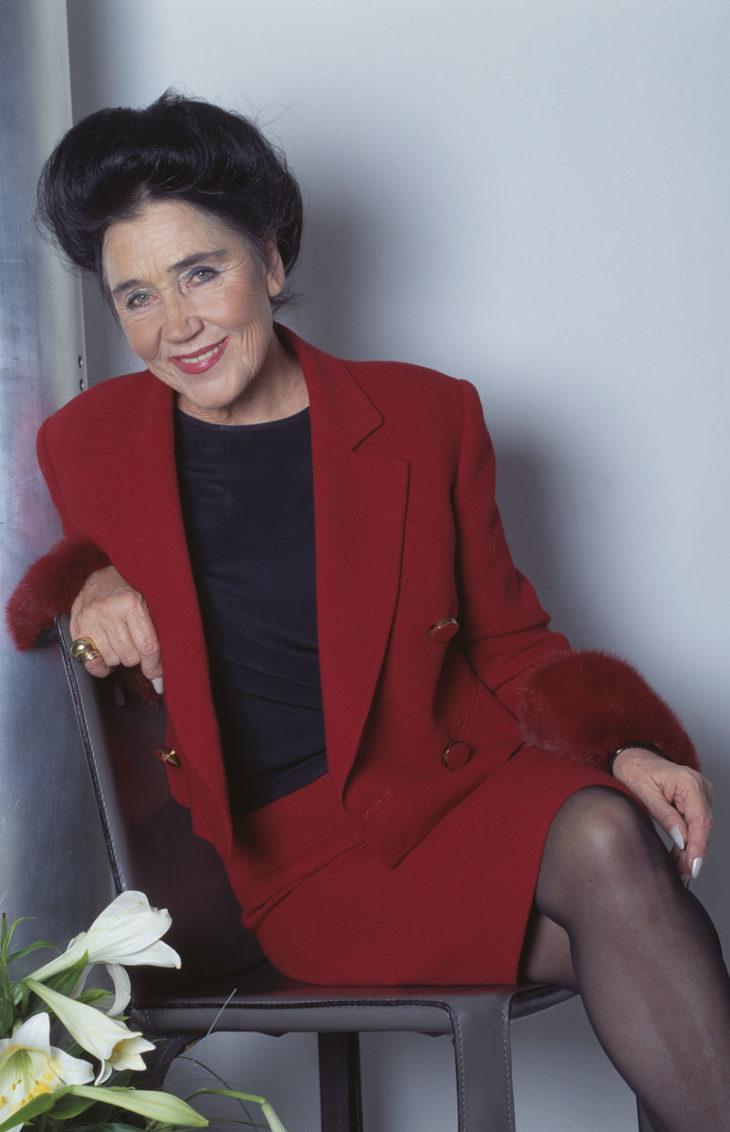 MARIMEKON TOIMITUSJOHTAJA KIRSTI PAAKKANEN, V.1996 C ARI HEINONEN/SKOY