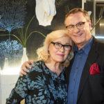 Maija-Liisa Peuhu ja Esko Kovero ovat näytelleet Salatut elämät -sarjassa 20 vuotta.