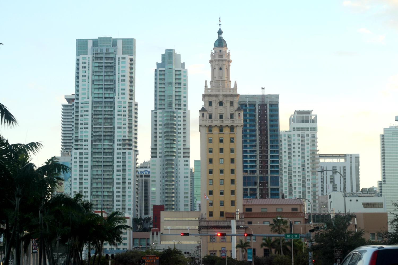 Miamin maagista sykettä