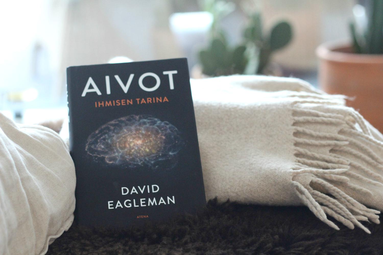 Kirja, johon hullaantua: Aivot Ihmisen tarina