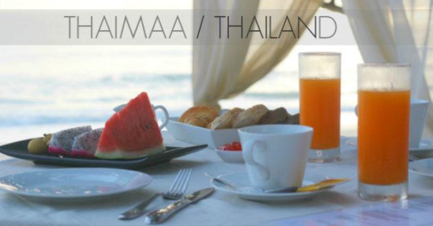 Thaimaa-banneri